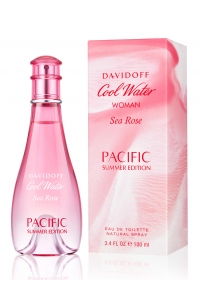 Zdjęcie dla Davidoff Cool Water Sea Rose Pacific Summer Edition