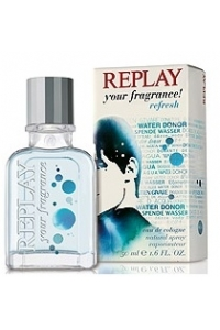 Zdjęcie dla Replay Your Fragrance Refresh Men